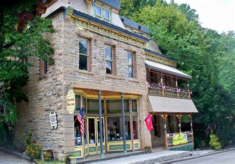 Historic Cottages Of Eureka Springs by Address 95 South Eureka Springs Ar 72632