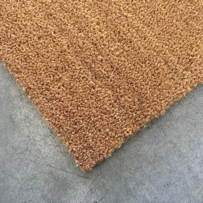 zerbino thun tappeto personalizzato cocco naturale venezia zerbino