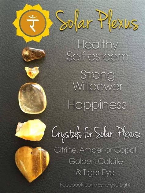 solar plexus crystals 25 best ideas about solar plexus chakra on