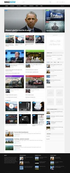theme junkie responsive magnow theme review theme junkie read truth