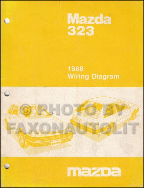 mazda 323 gtr wiring diagrams wiring diagram schemes