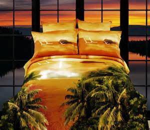 Buy Palm Tree Bedding Set From Bed Bath Amp Beyond » Ideas Home Design