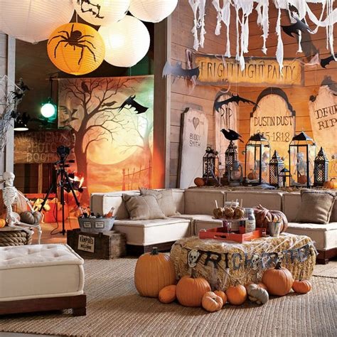 halloween decoration ideas to make at home 34 halloween home decore ideas inspirationseek com