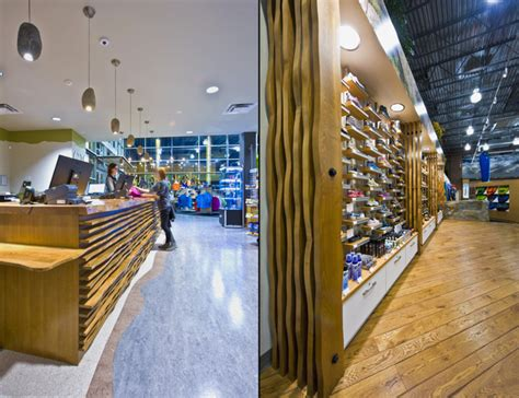 hunting store layout grouse river store by hatch interior design kelowna
