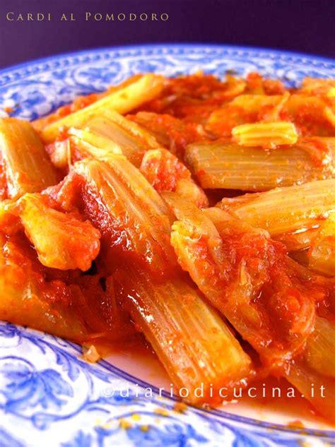 cardi in cucina ricette cardi al pomodoro diario di cucina expat mamma