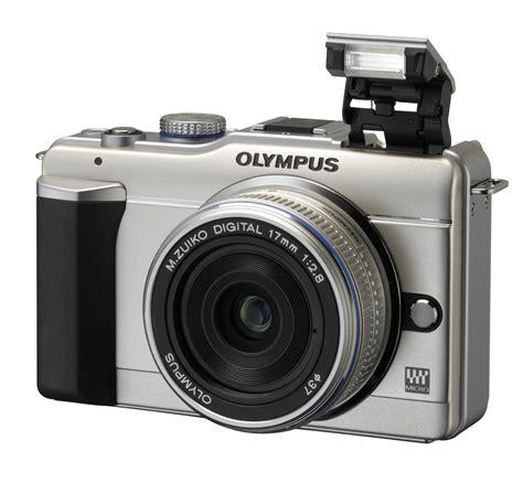 camara olympus lens olympus announces pen e pl1 consumer micro four thirds