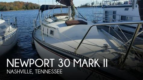 boats for sale nashville area canceled newport 30 mark ii boat in nashville tn 103211