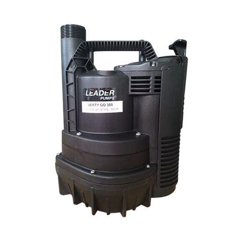 Pompa Air Celup Otomatis 300 Watt Flowbase pompa celup leader verty go 300