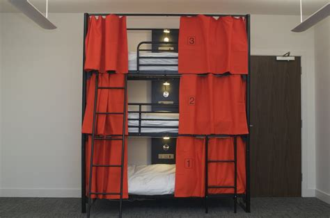 Curtains For Bunk Beds Convert Two Equal Beds Bunk Bed Curtains Mygreenatl Bunk