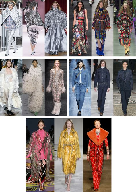 2017 color trends fashion 26 trends for fall winter 2017 2018 vogue paris
