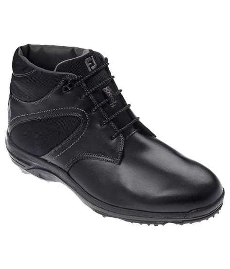 footjoy golf boots mens footjoy mens winter waterproof golf boots 2015 golfonline