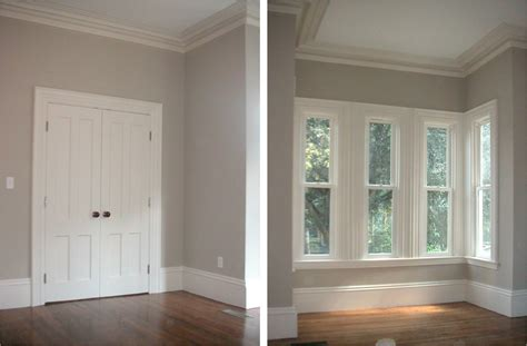 Pewter Living Room by Paint Where We Are