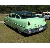 1954 Hudson Hornet Twin H Sedan Green Lvjpg