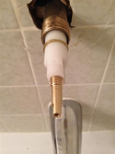 Shower Not Working by Tub Shower Valve Not Working Doityourself Community
