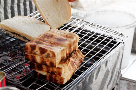 roti bakar  roti bakar gang kote sudirman bandung