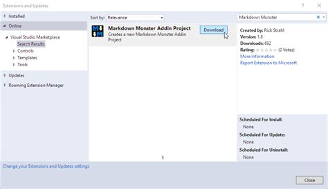 creating a markdown monster addin save images to azure
