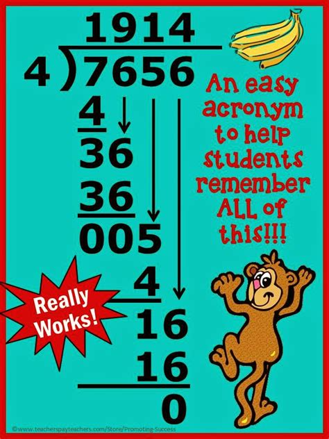 easy printable division games division teachers pay teachers promoting success