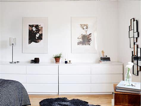 kleine schlafzimmer makeovers skandinavisk nordp 229