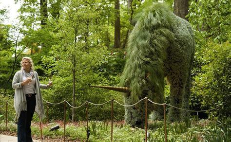 fantastical living plant sculptures spring  life