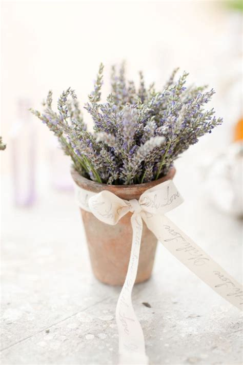 25 Lavender Wedding Bouquets Favors And Centerpieces Lavender Centerpieces For Weddings