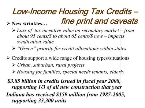 low income housing tax credit apartments ppt community resources for brownfields redevelopment tried true unexpected