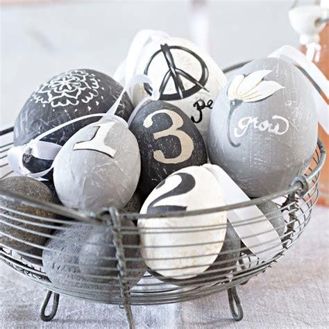chalk paint uruguay white 169 easter modern create special easter eggs
