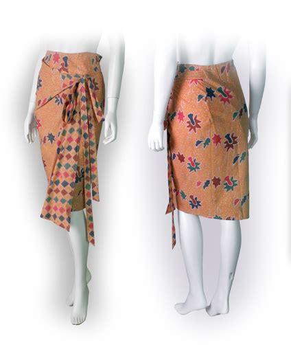 Batik Modern Sarimbit Batik Rok Lilit Instan rok batik w e a r