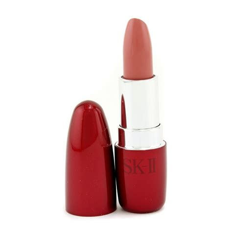 Make Up Sk Ii sk ii color clear moisture lipstick s121 blossom fresh