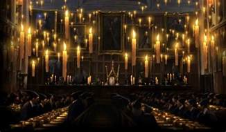 the great hall harry potter great hall floating candles harry potter wiki fandom