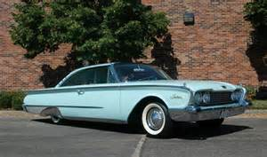 sports cars 1960 ford galaxie starliner