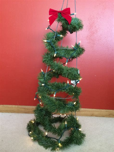 decorative handmade christmas tree 187 meanderings in the