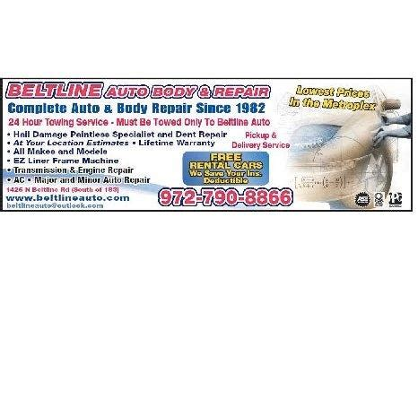 Beltline Auto Body & Repair   5 Photos   Auto Repair