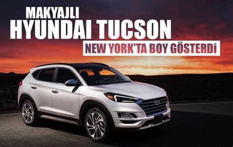 Sarung Mobil Hyundai New Tucson hyundai tucson yenilenmi蝓 haliyle new york otomobil fuar莖 nda sergilendi otohaber