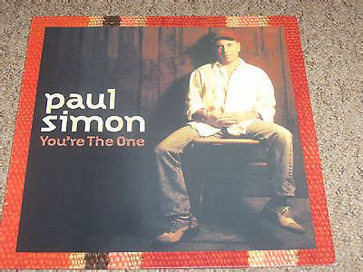 paul simon you re the one popsike paul simon you re the one listen to both