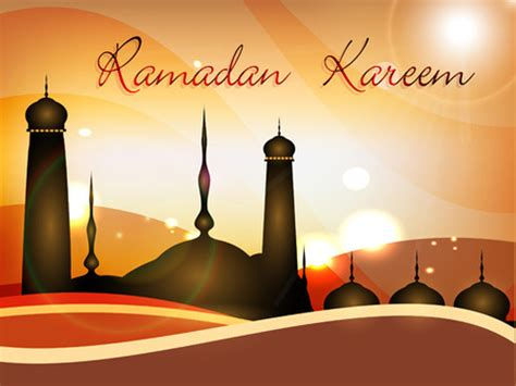 vector islamic poster backgrounds  vector