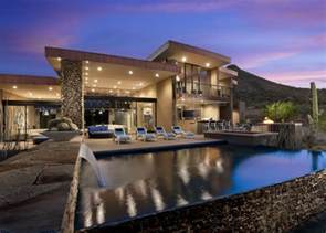 freshhome beautiful modern house in desert architecture