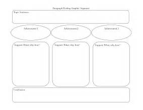 Essay Graphic Organizer Template by Literacy Inquiry Project Edel 108a