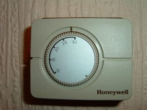 Honeywell Room Thermostat T 6360 replacing honeywell room thermostat with t6360 diynot forums