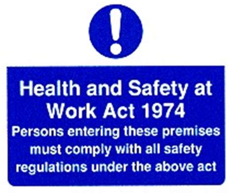 health and safety at work act 1974 section 8 image gallery hasawa act 1974