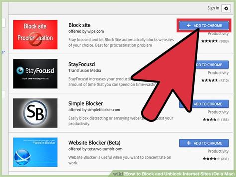 how to block and unblock internet sites with firefox wikihow 3 ways to block and unblock internet sites on a mac