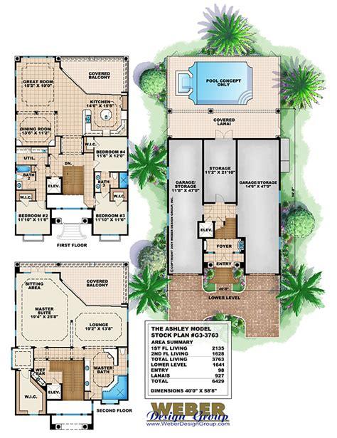 coastal floor plans coastal floor plan ashley house plan home pinterest