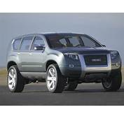 GMC Graphite Concept 2005  Mad 4 Wheels