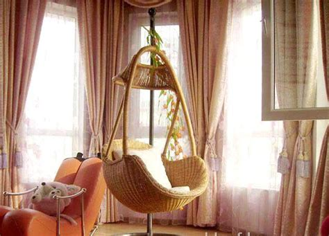 indoor hanging swing chairs china hanging indoor rattan swing chair yt 6110 6s
