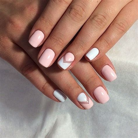 cute nail styles the dainty cute easy nail designs 25 best ideas about light pink nails on pinterest light