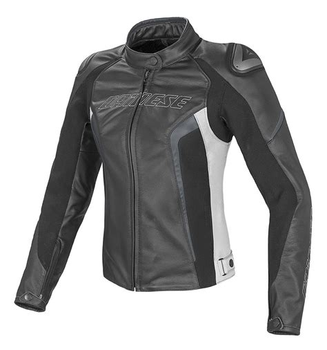 perforated leather motorcycle jacket dainese racing d1 perforated women s leather jacket revzilla