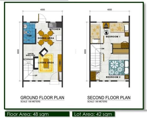 5 Bedroom Floor Plans 1 Story portville davao in sasa buhangin district real estate
