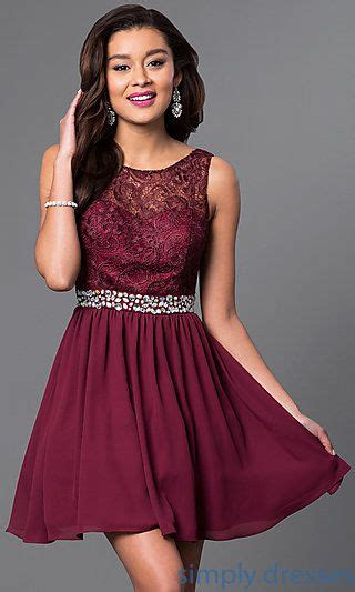 shop homecoming dresses  short wedding guest dresses