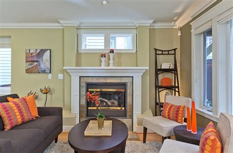 how to decorate empty space next to fireplace stepping it up in style 50 ladder shelves and display ideas