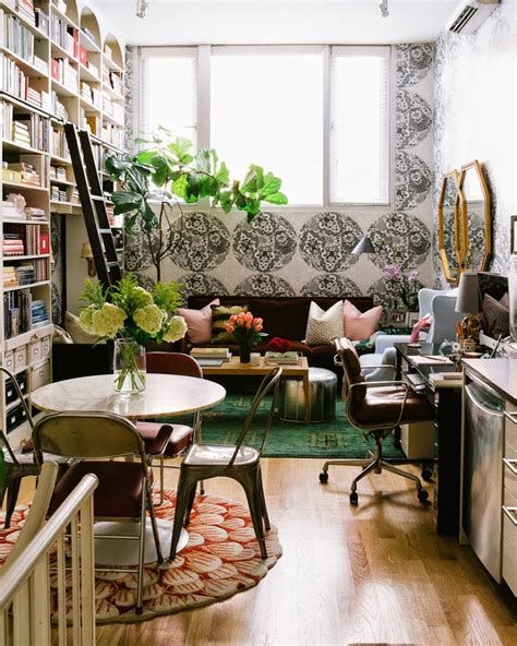 How To Decorate Small Spaces 13 Brilliant Tips For Decorating A Small Space A Cup Of Jo