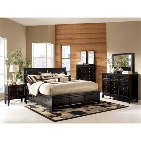 martini suite bedroom set martini suite storage platform bedroom set millennium furniturepick